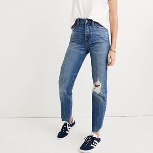 Madewell | The Perfect Summer Jean | 26